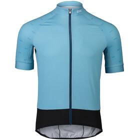 POC Essential Road SS Jersey Men, poc o light basalt blue